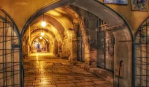 בתי הכנסת והסמטאות: העיר העתיקה בי-ם