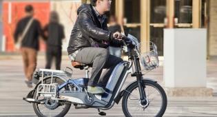 אופנים חשמליות - תוגבל הנסיעה באופניים חשמליות