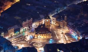 עיר נמל ברומניה. אילוסטרציה