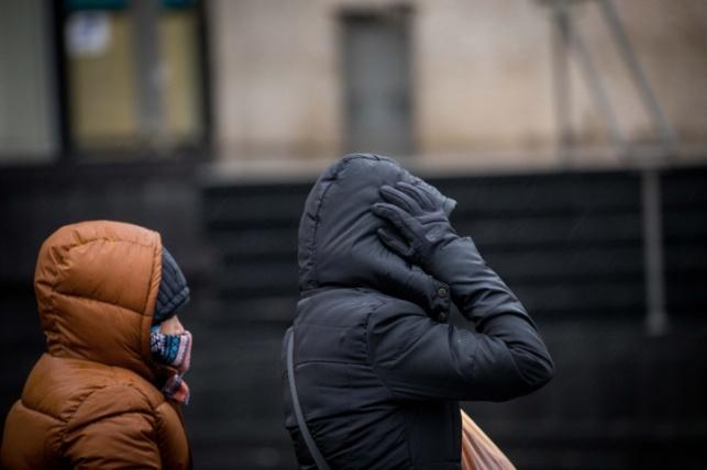 התחזית: מעונן חלקית, קר וגשמים מקומיים