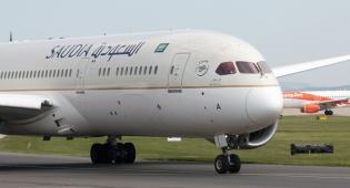 מטוס סעודי