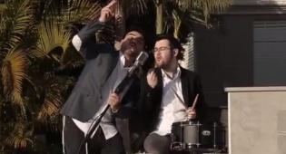 נתנאל ישראל ושרולי ברונכר בקליפ - 'מלכה'