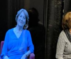 פריצשאל וההולוגרמה שלה - ניצולת השואה תספר על חייה עם הולוגרמה