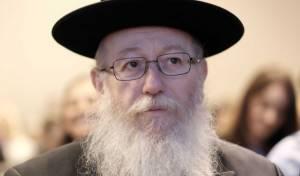 סגן שר במעמד שר. יעקב ליצמן - ברוב קולות: חוק ליצמן אושר בוועדת החוקה