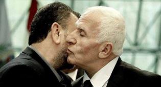 """חתימת ההסכם ההיסטורי - דאגה: חמאס ופת""""ח חתמו על הסכם הפיוס"""