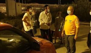 באישון לילה: הסתיים חילוץ משפחה חרדית