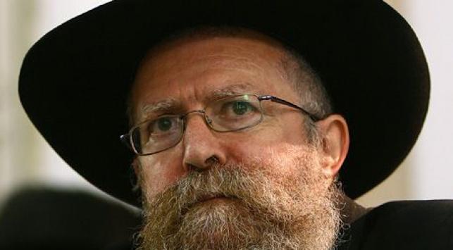 """הרב מנחם ברוד (צילום: אתר חב""""ד COL)"""