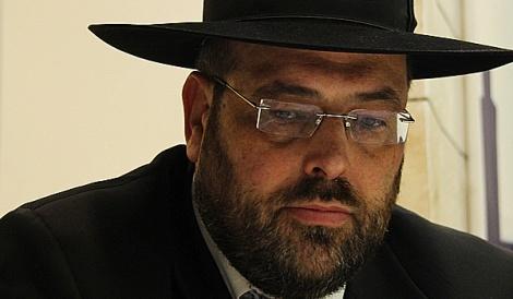 """אליעזר ראוכברגר - החברה למתנ""""סים מקדמת את הרפורמים?"""