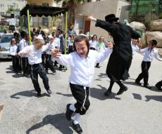 אילוסטרציה - בעוד 50 שנה: 49% מילדי ישראל יהיו חרדים