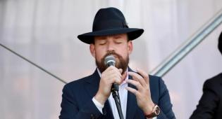 """מנדי ווארש בסינגל חדש: """"שמע בני"""""""