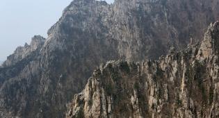 הר בצפון קוריאה - הר הניסויים הגרעיניים של צפון קוריאה קרס
