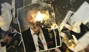 """הצתת תמונות דרעי: """"שחזור  האלימות שקדמה לרצח רבין"""""""