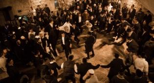 ריקודים בקבר דוד