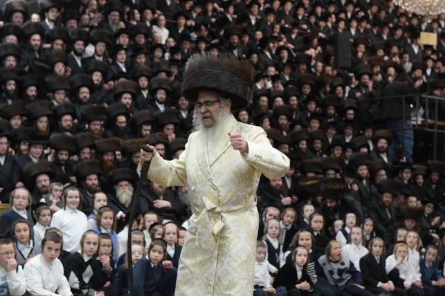 דאגה בסאטמר: גם הרבנית נדבקה בקורונה