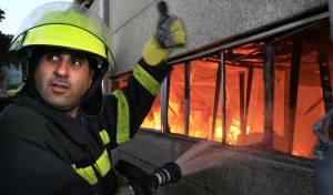שריפה בבית שמש