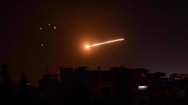 סוריה: שני הרוגים בתקיפות נרחבות בדמשק