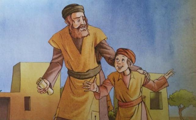 הצצה: כך מחנך הפלג את ילדיו לא להתייצב