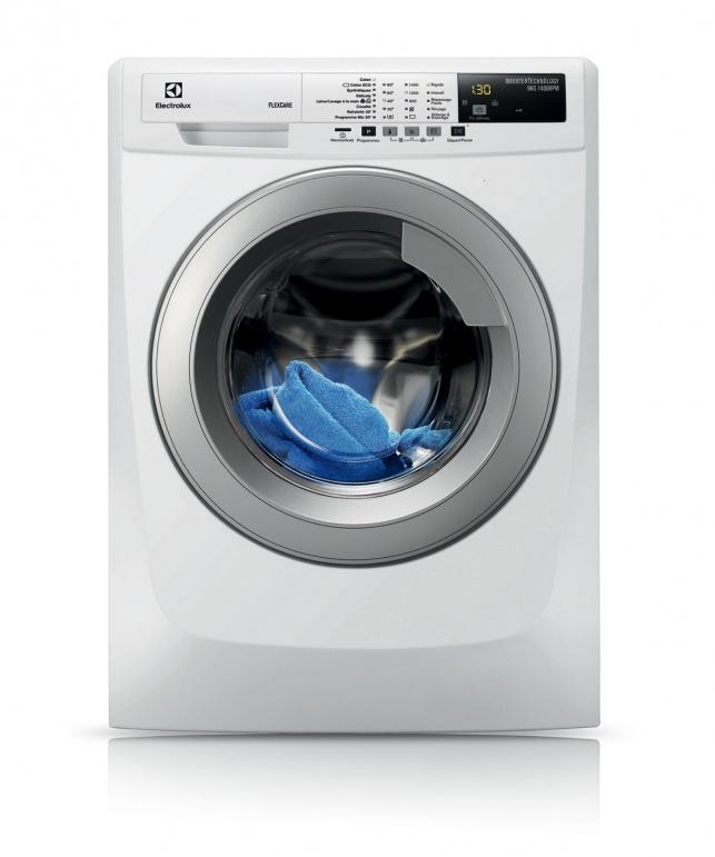 מכונות הכביסה של 'אלקטרולוקס'.