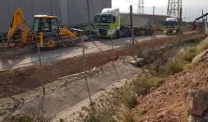 עבודות הבנייה - זו החומה שתעצור את לוחמי החיזבאללה