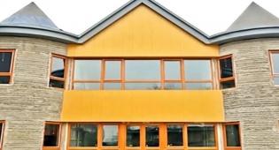 חזית הווילה המרשימה - ובינתיים בסין: בונים בניינים עם מדפסת תלת מימד