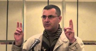 עומאר ברגותי - נעצר בכיר תנועת החרם על מדינת ישראל