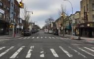 רחובות בורו פארק שוממים, היום