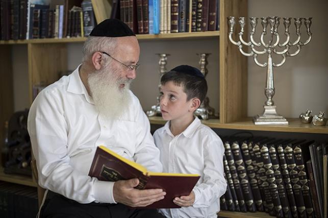 דמות המחנך // הרב אברהם בורודיאנסקי