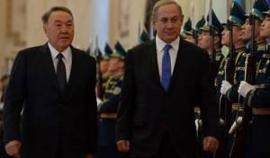 נתניהו בקזחסטן