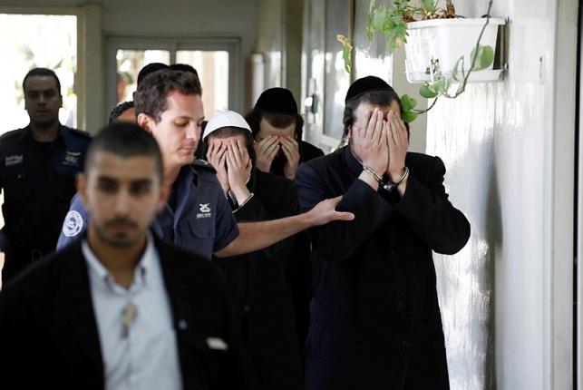 החשודים מובאים לדיון בהארכת מעצר