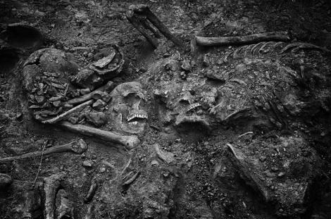 קבר אחים יהודי מתקופת השואה