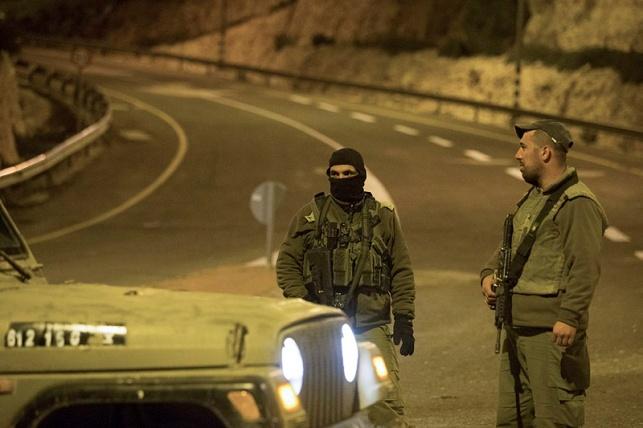 הוסר צו שטח צבאי סגור בגולן