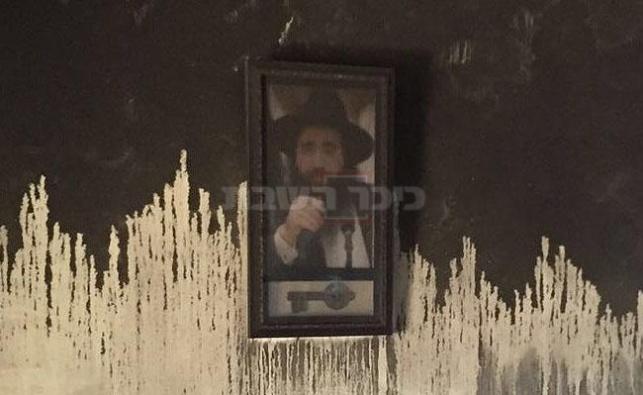 התמונה שעל הקיר