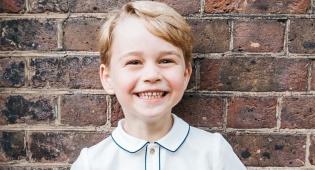 הנסיך ג'ורג'.