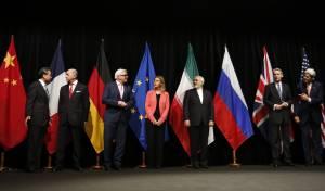 טקס חתימת הסכם הגרעין