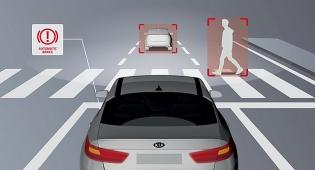 מערכת בטיחות ברכב - בפעולה