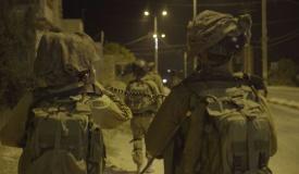 3 ישראלים נכנסו לשכם ומכוניתם נשרפה