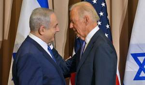"נתניהו עם סגן נשיא ארה""ב"