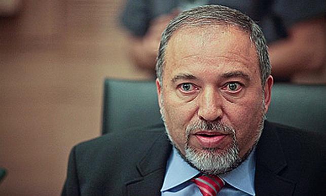 יו,ר 'ישראל ביתנו' אביגדור ליברמן