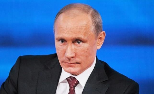 """פוטין: """"דקירה בגב על ידי סייעני הטרוריסטים"""""""