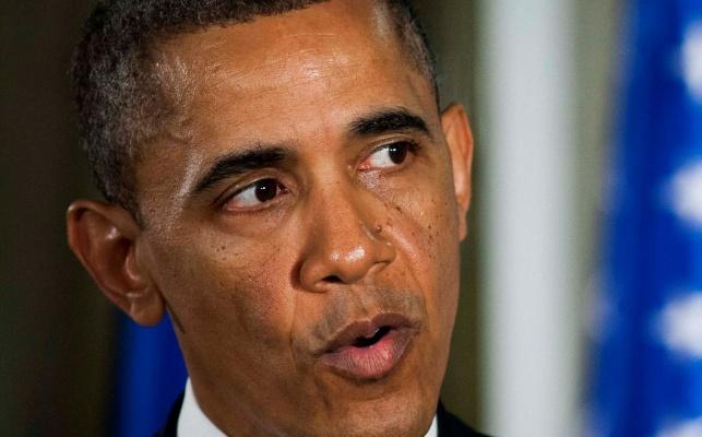 """אובמה מרגיע: """"סוריה איננה עיראק"""""""