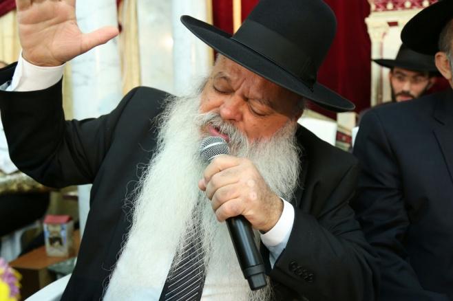 """הילולת רבי יעקב אבוחצירא זיע""""א ב""""אור דוד"""""""