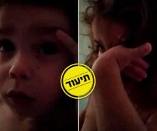 הילד שמפחד מ'צבע אדום' • וידאו מצמרר