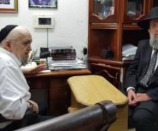 """הרב יעקב כהן והגר""""מ מאזוז, הערב - הרב יעקב כהן הציע לגר""""מ מזוז לרוץ יחד עם ש""""ס בבחירות"""