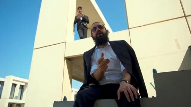 """אוהד כהן ושלמה רג'ה בקליפ חדש: """"געלט"""""""