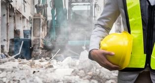 אפשר למנוע אבק בניה בסמוך לבתי מגורים?