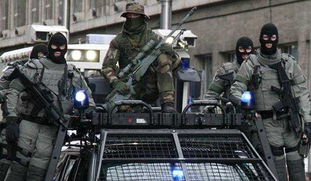 כוחות בבריסל