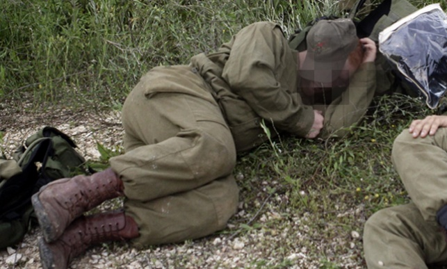 חייל דתי עבר על הכללים והודח