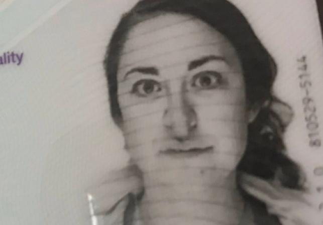 יהודיה קיבלה את הדרכון שלה עם 'אף ארוך'