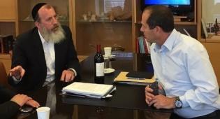 ברקת ודייטש - מתנת הפרידה של ניר ברקת: ההקצאות לחרדים בירושלים