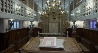בית הכנסת הווניציאני - יש גם מוזיאונים שווים בעיר הקודש. צפו בווידאו